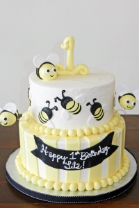 elysia-root-cakes-chicago-bumble-bee-birthday-cake