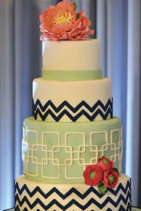elysia-root-cakes-chicago-navy-mint-deco-cake