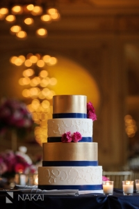 elysia-root-cakes-chicago-gold-navy-pink-wedding-cake