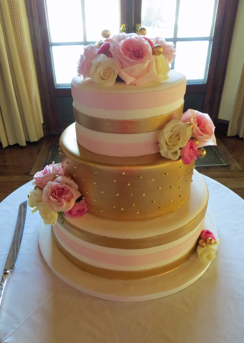 Wedding & Bridal Cakes - Elysia Root Cakes
