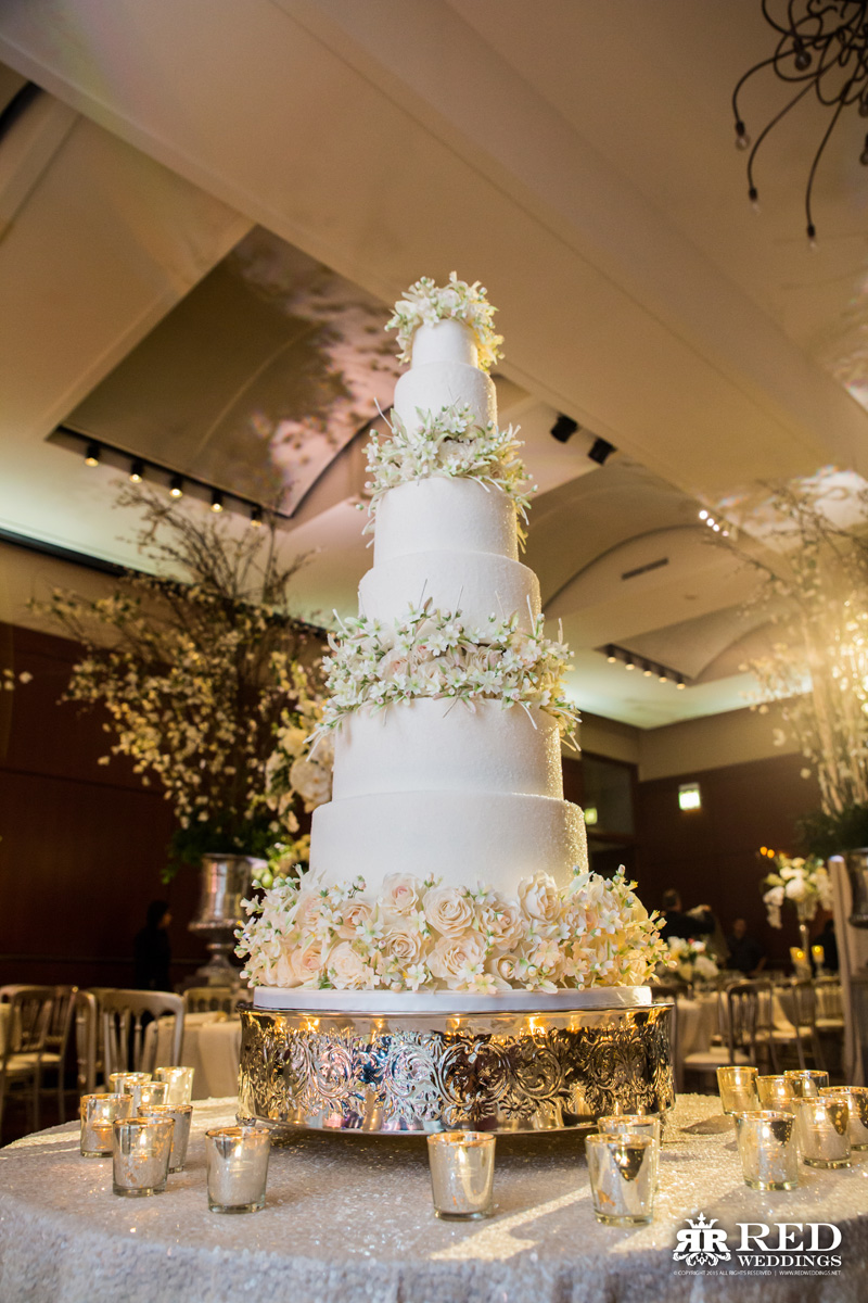 Big Elegant Wedding Cakes